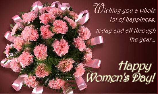 Happy Women's Day 2017 Images & HD Wallpapers for Whatsapp DP
