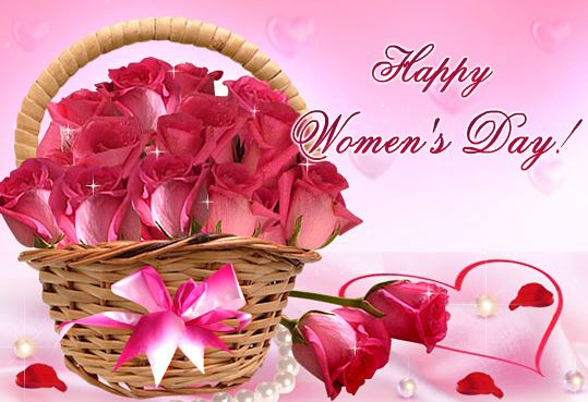 Top # 100+ Happy Women's Day 2017 Greeting Card & Free Ecard
