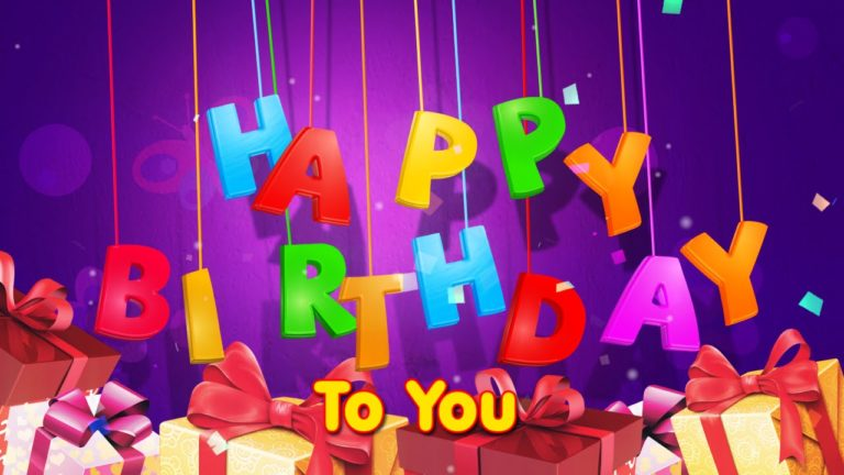 Happy Birthday Images, Wallpapers & Photos for Whatsapp & Facebook