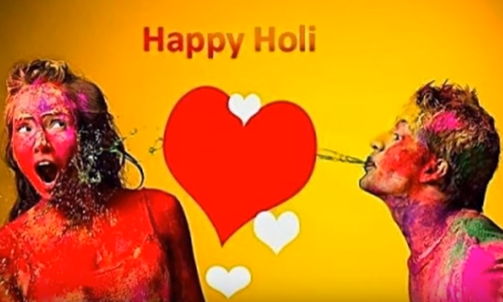 {2017}* Happy Holi Facebook, Google+ & Twitter Cover Photos & Banners