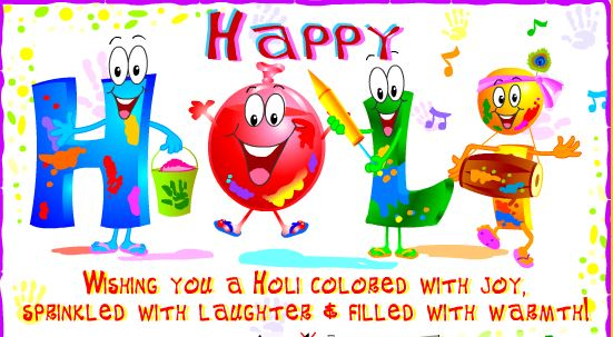 Happy Holi Wishes, Messages & SMS 2017 For Whatsapp & Facebook