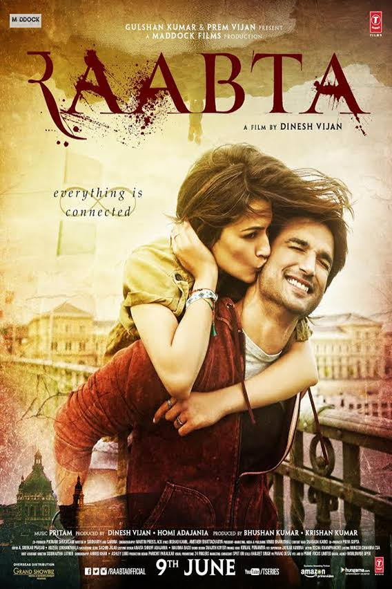 {Watch}* Raabta  Movie Official Trailer HD Watch Full Video {Download}*