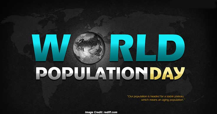 World Population day  GIF, Animated & HD Images for Whatsapp & Facebook 2017