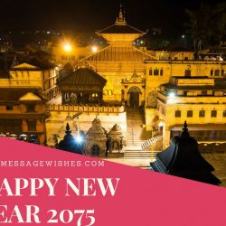 Happy New year 2075 messages and wishes nepal